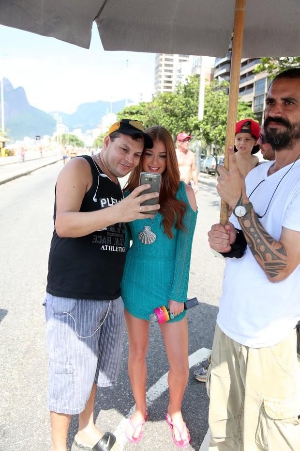 Marina Ruy Barbosa (Foto: André Freitas/ Ag. News)