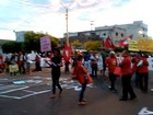 Protesto contra impeachment bloqueia trânsito em rodovias do Piauí
