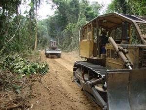 Área do PDS é de difícil acesso (Foto: Divulgação / Incra)