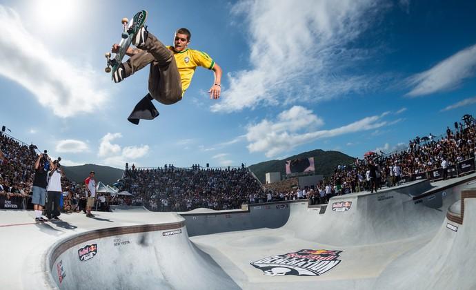 Felipe Foguinho Skate Generation (Foto: Marcelo Maragni/Red Bull)