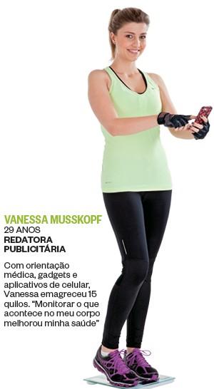 Vanessa Musskopf (Foto: Marcelo Spatafora/ÉPOCA)