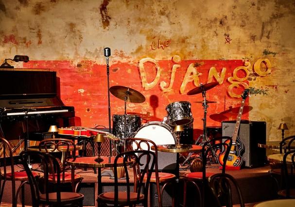 The Django (Foto: Reprodução)