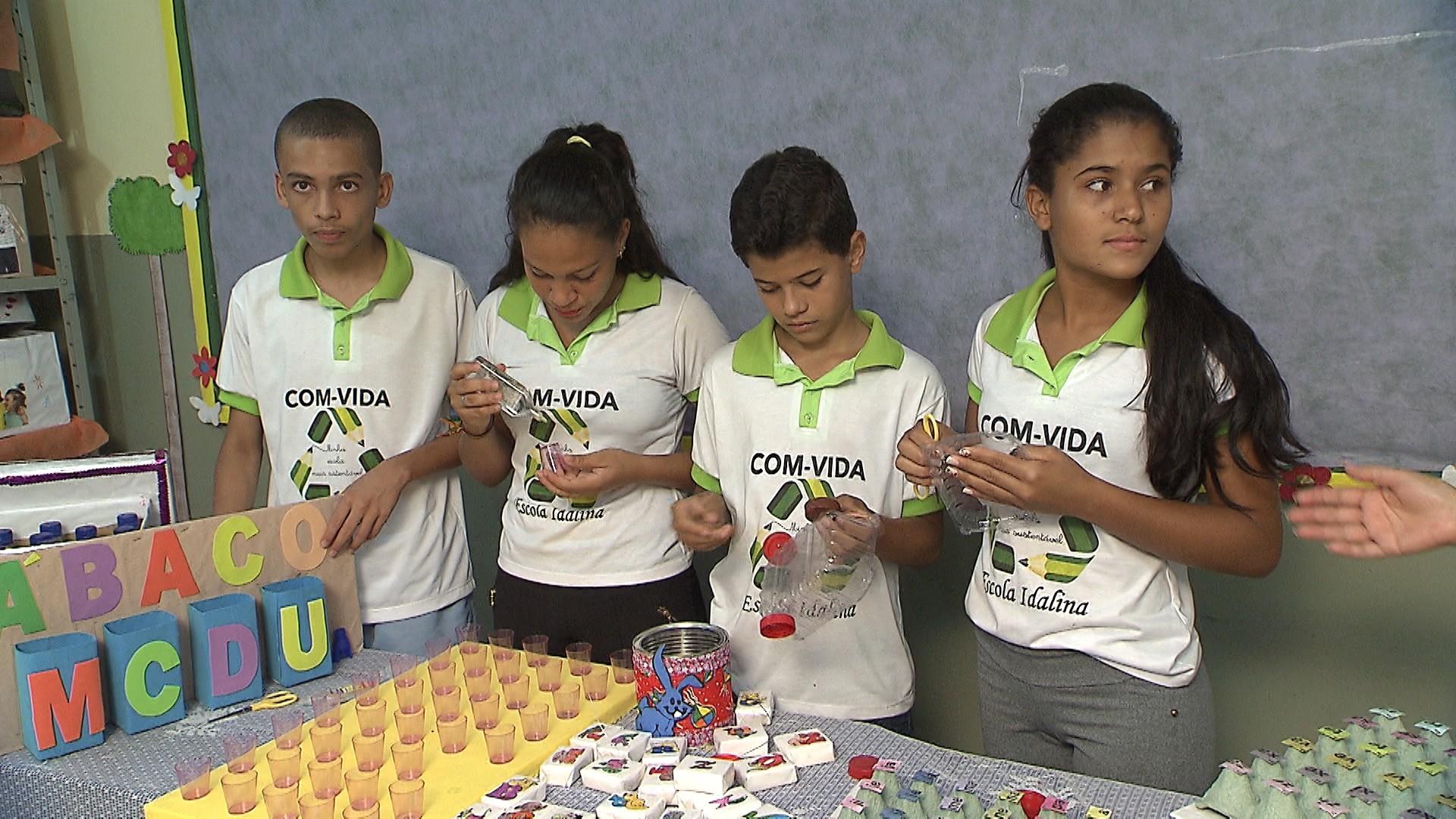 Muitas vezes Projeto em Correntina desenvolve atividades de educação ambiental  FD12