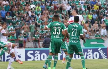 """Técnico do Palmeiras elogia, e Veiga diz que """"bola parada"""" será tendência"""