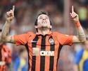 Com dois gols de Bernard, Shakhtar vence por 5 a 0 na Copa da Ucrânia