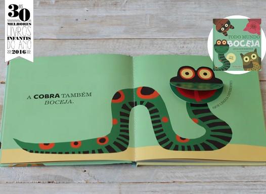 Saiu! Confira a lista com os 30 melhores livros infantis do ano