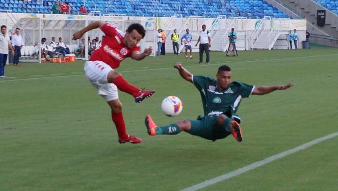 América-RN x Icasa  (Foto: Augusto Gomes/GloboEsporte.com)