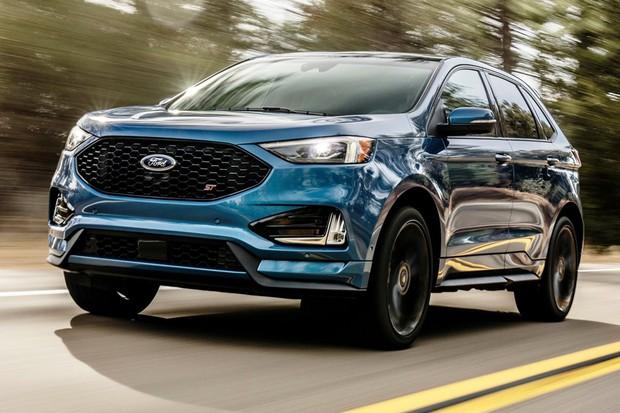 Ford Edge 2019 (Foto: Divulgação)