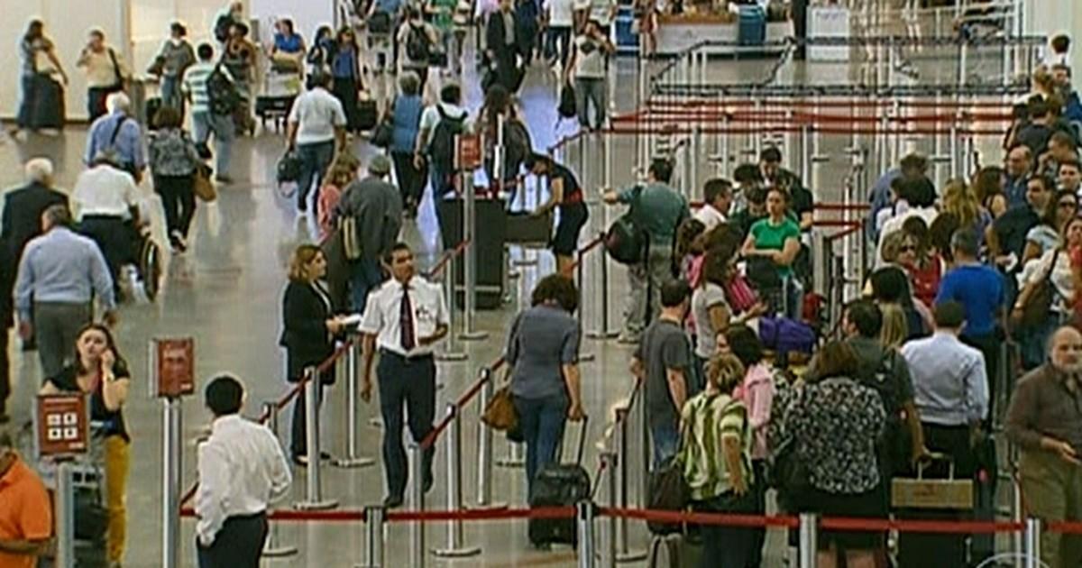 Passageiros elegem os piores e melhores aeroportos do Brasil