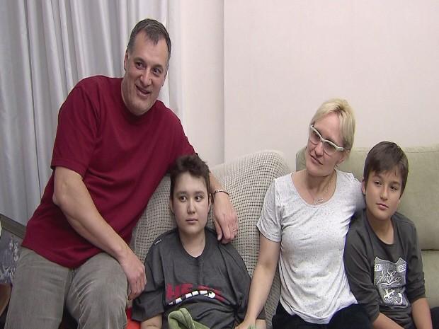 Porthinhos passará o fim de semana com a família (Foto: Reprodução/TV Tribuna)