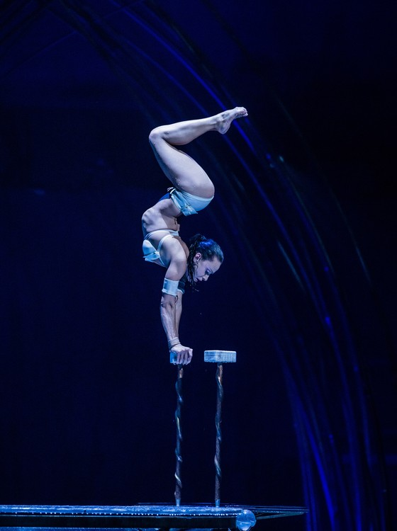 Há quatro anos sem se apresentar no Brasil, a trupe do Cirque du Soleil estreia em outubro seu novo espetáculo, Amaluna (Foto:  Bianca Tatamiya)