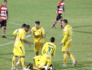 Mirassol x Linense, pela Copa Paulista (Foto: Vinicius de Paula / Agência Mirassol FC)
