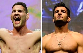 Ultimate anuncia Chris Weidman x Gegard Mousasi no UFC 210, 8 de abril