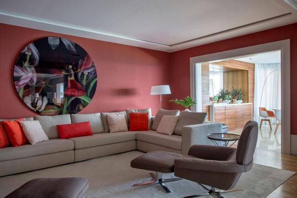 Apartamento Rio de Janeiro (Foto: Andre Nazareth/ divulgação)