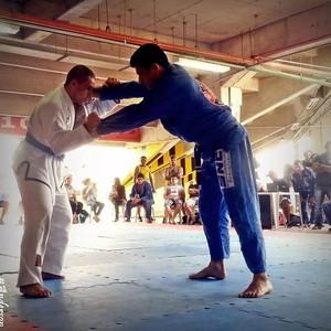 open vila penápolis de jiu-jítsu (Foto: Leonardo Calid/Arquivo pessoal)