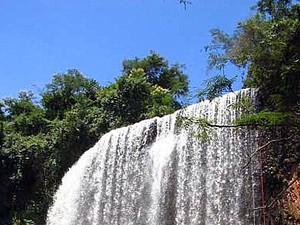 Cachoeira Brotas (Foto: Brotas.net.br)