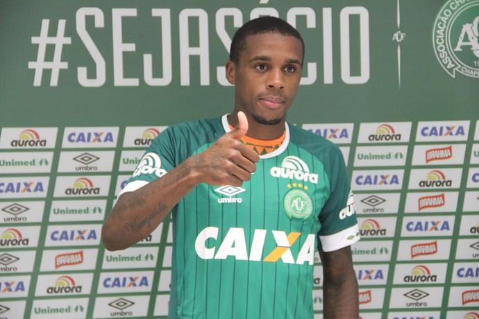Marcelo Chapecoense (Foto: Cleberson Silva/Chapecoense)
