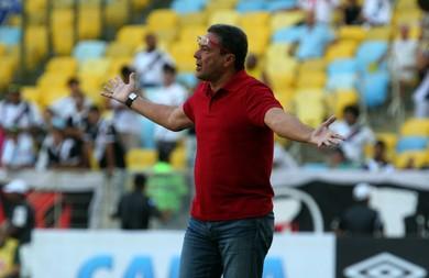 Luxemburgo Vasco x Flamengo (Foto: Gilvan de Souza / Flamengo)
