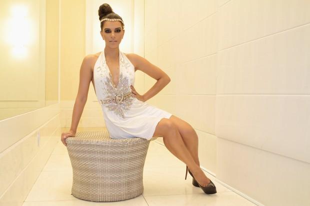 Mariana Rios (Foto: Isac Luz/EGO)