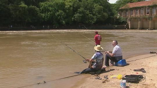 MP proíbe pesca na prainha do Rio Mogi Guaçu a partir desta segunda