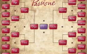 Veja como Olga e Saulo chegaram à final do duelo 'Quem matou Eugênio?'