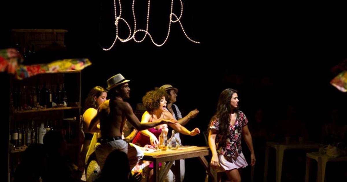 Espetáculo cênico-musical 'Mobamba' chega a Salvador na quinta ... - Globo.com