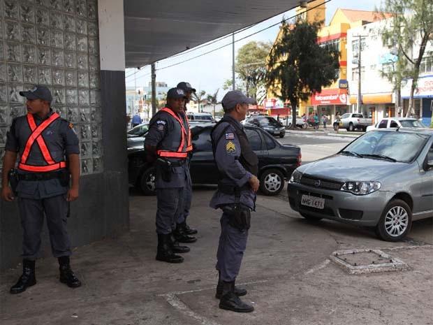 1.150 policiais reforçará a segurança em diversos pontos de São Luísx durante o Réveillon. (Foto: Biaman Prado/O Estado)