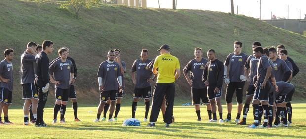 treino Criciúma CT (Foto: João Lucas Cardoso)