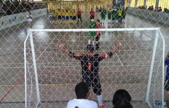 Futebol de 5 de Petrolina está fora  da final do Regional Nordeste no MA