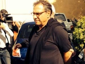 Empresário  foi preso na quinta-feira na 13ª fase da Lava Jato (Foto: Ana Zimmerman / RPC)