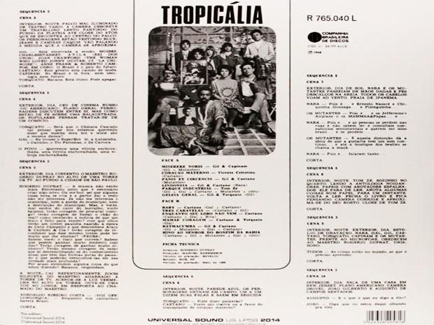 Disco-manifesto contém doze faixas (Foto: Arquivo pessoal)