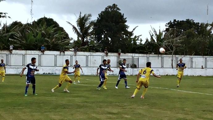 São Benedito x Itapipoca Campeonato Cearense Tarcisão (Foto: Rafael Paiva/ São Benedito)