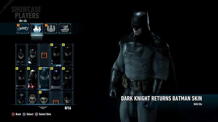 Batman de O Cavaleiro das Trevas (Foto: Reprodução/Felipe Vinha)