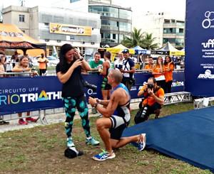EuAtleta - Rio Triathlon pacotão (Foto: Renata Domingues)