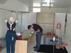 Ladrões invadem loja em MS e dona calcula R$ 25 mil em prejuízo