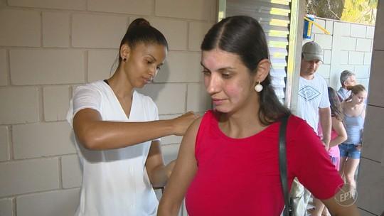 Saúde inicia vacinação contra febre amarela em distritos rurais de Campinas