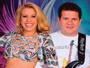 Banda Calypso, de Belém do Pará, se apresenta no São João do Cerrado neste domingo (Foto: Divulgação)