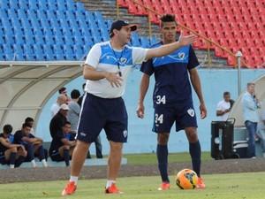 Claudio Tencati, técnico do Londrina, (Foto: Pedro A. Rampazzo/Site oficial do Londrina)