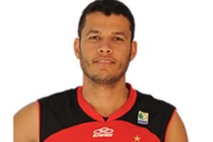 Douglas Correa, Flamengo (Foto: Divulgação/NBB)
