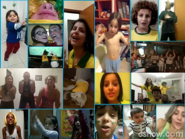 Filma-e faz sucesso com o público e os vídeos não param de chegar! (Foto: Geração Brasil / TV Globo)