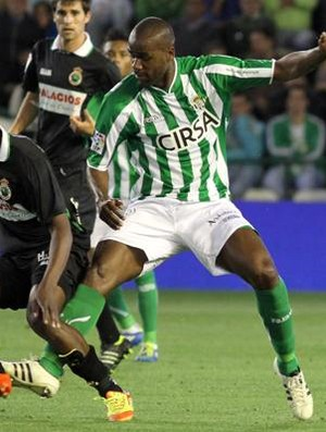 Paul&#227;o Real Betis (Foto: Site oficial)