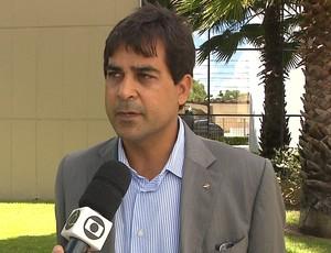 Luiz Crispim Filho, advogado do Botafogo-PB (Foto: Wellington Campos/TV Cabo Branco)