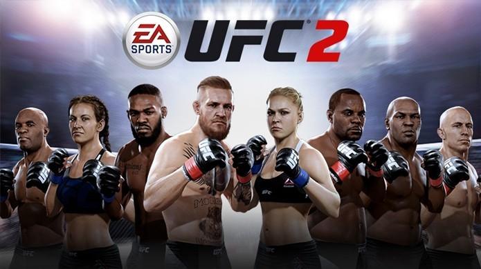 EA Sports UFC 2 ganha demo que permite jogar 5 horas do game completo (Foto: Divulgação/Electronic Arts)