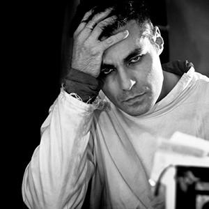 """Thiago Lacerda foi fotografado por Bob Souza antes do espetáculo """"Hamlet"""" (Foto: Bob Sousa)"""