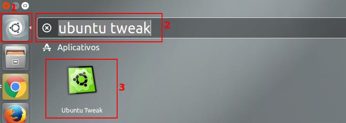 Executando o Ubuntu Tweak (Foto: Reprodução/Edivaldo Brito) (Foto: Executando o Ubuntu Tweak (Foto: Reprodução/Edivaldo Brito))