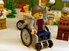 Lego anuncia bonecos em cadeira de rodas