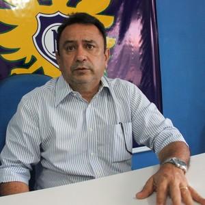 Diretor Técnico do Nacional, Gilson Mota (Foto: Marcos Dantas)