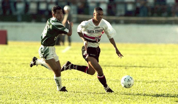 Dodo São Paulo 97 (Foto: Murilo Clareto / Estadão Contéudo)