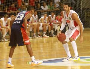 basquete - NBB - Basquete Cearense x Brasília (Foto: LC Moreira/Divulgação)