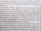 Seis famílias de pacientes internados denunciam golpes em Cuiabá
